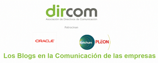 Jornada: Los Blogs en la Comunicación de las empresas